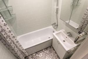 Ванная комната в Хочу Приехать На Мальцева