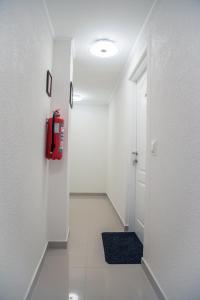 Ванная комната в Sobe Novi grad
