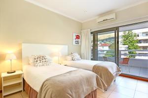 Cama ou camas em um quarto em THE REGENCY