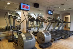 The fitness centre and/or fitness facilities at Principal York