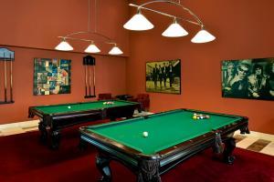 A billiards table at Iberostar Grand Bavaro Hotel