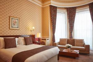 Letto o letti in una camera di The Diplomat Hotel