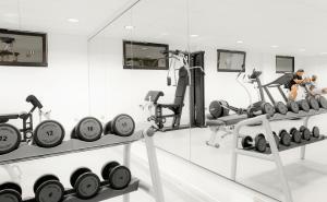 Palestra o centro fitness di ibis Caen Centre