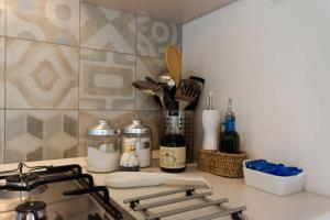 Cucina o angolo cottura di Il Gelso di Dietroserra