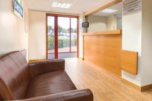 A seating area at Days Inn Magor