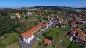 Aparthotel Villa Cabicastro a vista de pájaro