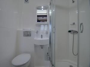 A bathroom at Pokoje Zamoyskiego - WATRA