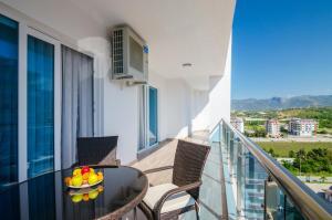 Балкон или терраса в Sfera Luxury Residence & Spa