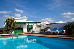Piscina di Villas Costa Papagayo o nelle vicinanze