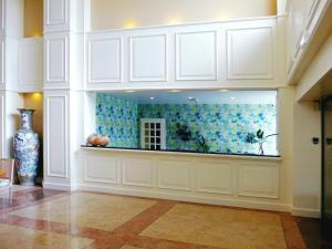 The lobby or reception area at Pestana Bahia Praia Nature & Beach Resort