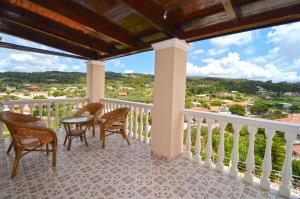 Балкон или терраса в Casa Campanario