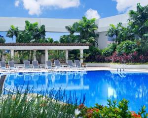 コンコルド ホテル シャー アラムの敷地内または近くにあるプール