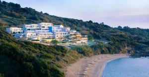 Вид на басейн у Mare Dei Suites Hotel Ionian Resort або поблизу