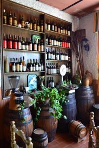 Лаундж или бар в Hotel Miravalle
