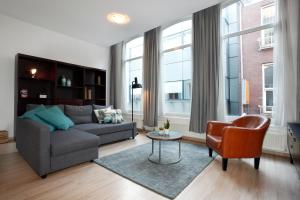 A seating area at Stayci Serviced Apartments Grand Place