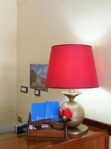 TV o dispositivi per l'intrattenimento presso Hotel Aurora