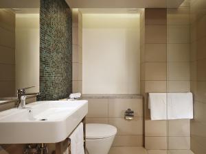 A bathroom at Resorts World Langkawi