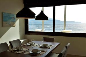 A restaurant or other place to eat at Villa Thalassa