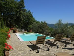 The swimming pool at or near Villa Valerie
