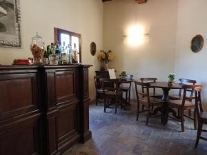 Ristorante o altro punto ristoro di Relais Borgo Di Toiano