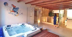 Spa o centre de benestar de Hotel Rosa Spa Begur