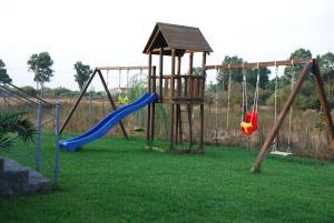 Children's play area at Imerti Resort Hotel