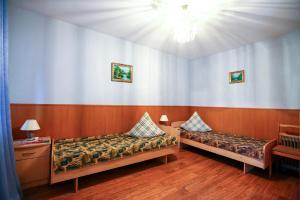 Кровать или кровати в номере Novosel