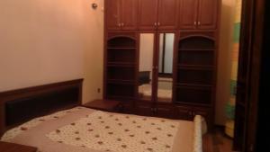 Cama ou camas em um quarto em XAGANI Street MOLOKANSKII SADIK