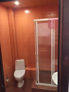 Ванная комната в Отель «Двин»