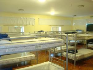 A bunk bed or bunk beds in a room at Casa da Encosta - Quinta da Costa