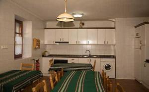 Кухня или мини-кухня в Berriolope