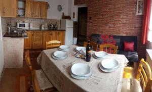 Un restaurant sau alt loc unde se poate mânca la Apartment Janka Demanova