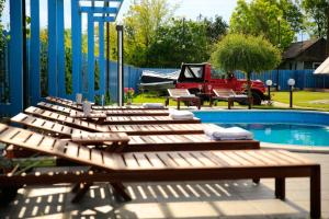 The swimming pool at or near Casa Biota Boutique (Adult Only)