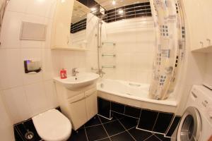 Ванная комната в SweetHome Нововоронеж