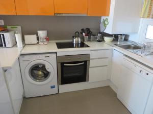 Una cocina o zona de cocina en Arenales del Mar Menor - 7808