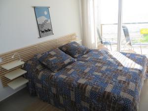 Cama o camas de una habitación en Arenales del Mar Menor - 7808