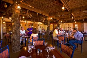 A restaurant or other place to eat at Arkaroola Wilderness Sanctuary