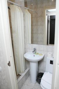 Ванная комната в PRESTO Невский 95/Гончарная 10