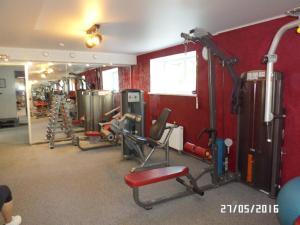Фитнес-центр и/или тренажеры в Apartment on Lermontova