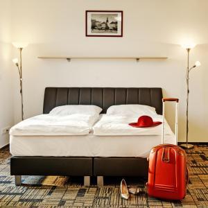 Pokoj v ubytování eFi Hotel