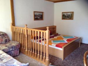 Ein Zimmer in der Unterkunft Landhotel Zum Rautenkranz