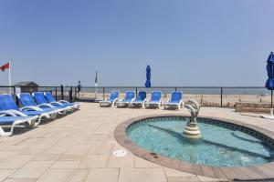 The swimming pool at or near The White Sands Resort and Spa