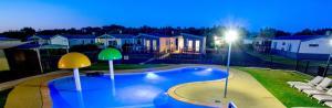 The swimming pool at or close to BIG4 NRMA Warrnambool Riverside Holiday Park