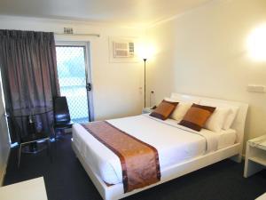 A room at Toorak Lodge