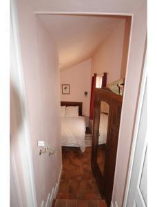 A bathroom at Appartement Bénédictin