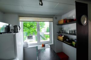 A kitchen or kitchenette at A5 Studio