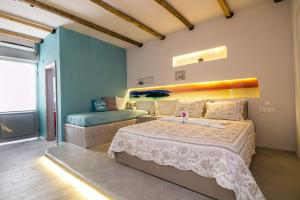 A room at Kastri Boutique Beach