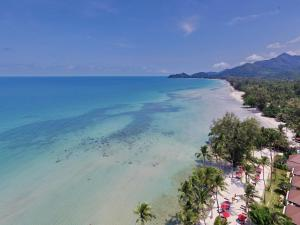 A bird's-eye view of The Emerald Cove Koh Chang