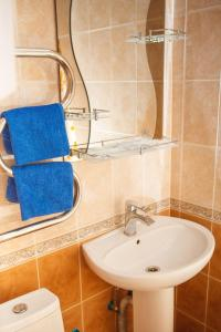 Ванная комната в Apartment Svetlana Kurortnyi