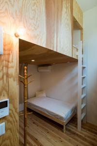 スマイル ステイ 東京にある二段ベッド